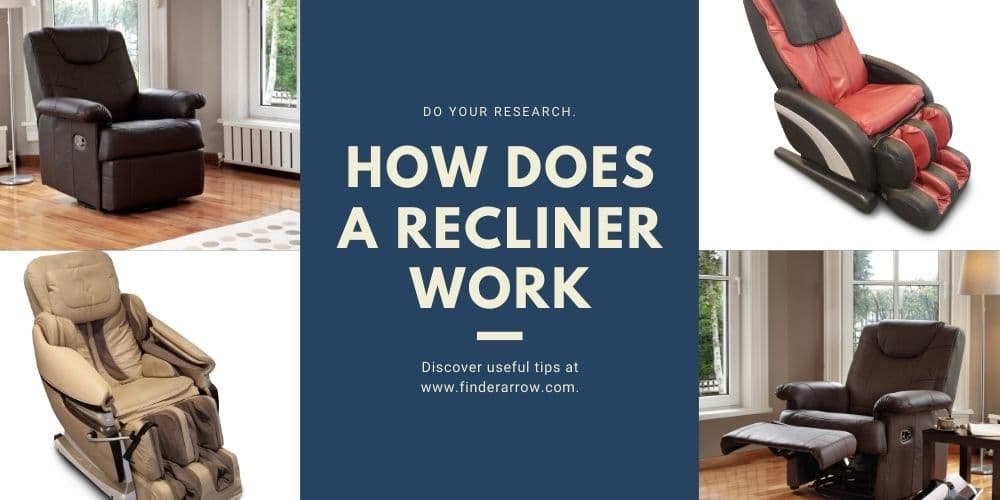 How a recliner works