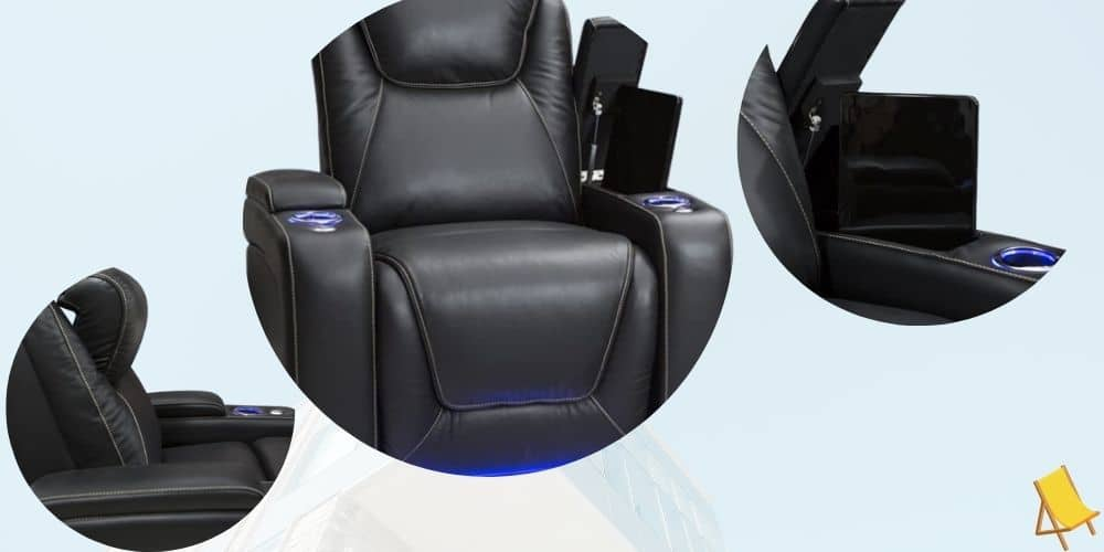 Seatcraft Equinox Leather Power Recliner Chair Review